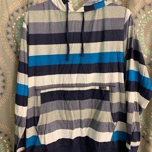 Long Sleeve T-Shirt with Hood